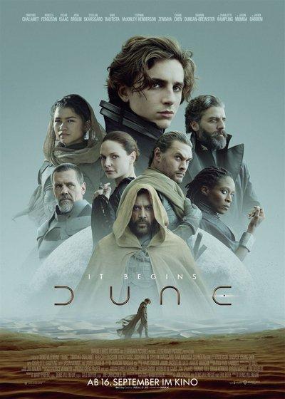 Filmplakat Dune
